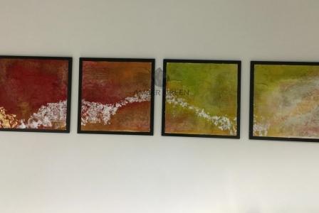 Картини от смола