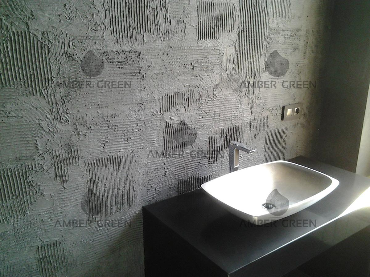 Баня – стени и декорация