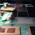 lab and resin workshop